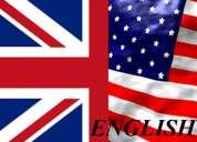 Aprende inglés con un profesor titulado en usa y europa