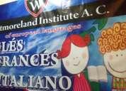 cursos de inglÉs, francÉs e italiano