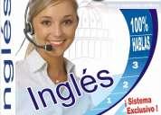 Habla ingles rapido y realmente con un sistema garantizado