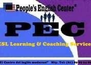 ¿quieres estudiar inglés general o de negocios? monterrey