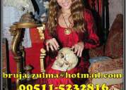 Prestigiosa bruja zulma realiza amarres de amor