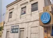 Se renta local con oficinas en av. alcalde $28,000