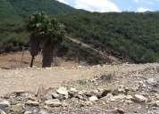 Vendo de terreno zona roma
