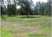 Terreno campestre 11 hcts. acepto cambio $1.50 m2