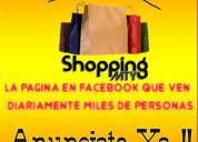 Anunciate gratis en shopping monterrey