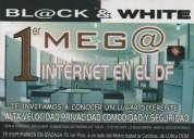 El primer mega internet del d.f