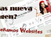 Diseños web, con la más alta tecnología