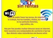 Internet sin rentas sin plazos forzosos. sin limite.llama ya!!