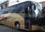 renta de autobuses  volvo 9700