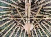 Construccion de palapas en acapulco