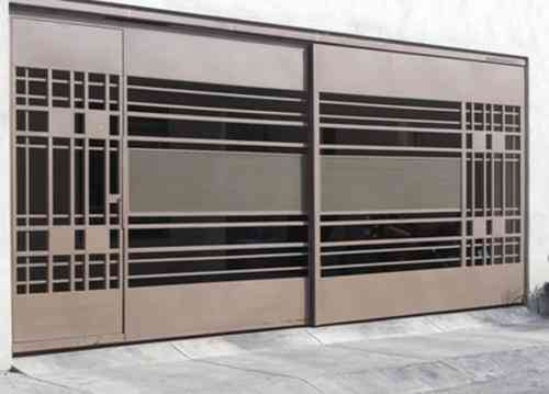 Portones automatizados para cochera al mejor precio - Puertas para cocheras electricas ...