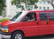 Viajes <renta de camioneta express van para 11 pasajeros>