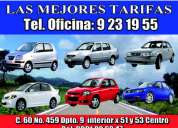 Renta de autos o'rivers