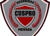 Grupo cuspro seguridad privada