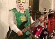 Payasos musicales profesionales y divertidos en tus fiestas