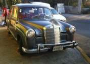 mercedes benz 180 1958