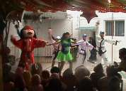 Fantastika star kids: shows infantiles