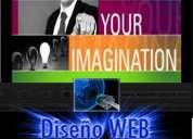 Dise;ador web de base con oportudidad de crecimiento