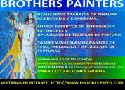 Pintores profesionales (brothers painters)
