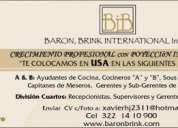 Baron brink international inc.