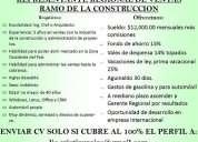 Ingeniero civil contratista