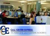 Solicito operadores telefocnicos, excelentes comisiones!!!!!!!!!!