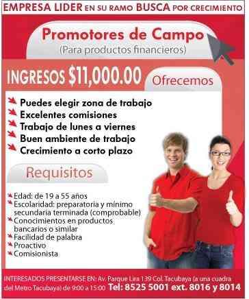 Promotor Financiero Santander