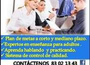 Clases de inglÉs y alemÁn a empresas con profesores profesionales