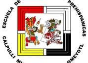 Lincenciatura y espesialidad en danza mexica