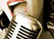 Clases  de canto centro de desrrollo artistico