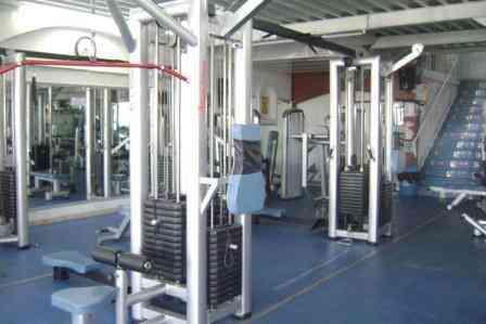 Equipo de gym uso rudo de marca venustiano carranza for Equipo para gym