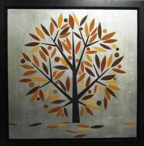 Cuadros decorativos de calidad abstractos minimalistas for Muebles baratisimos