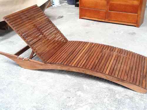 Fotos de camastros de madera tzalam cuajimalpa hogar for Camastros de hierro para jardin