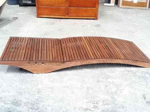 Fotos de camastros de madera tzalam cuajimalpa hogar for Camastros para jardin