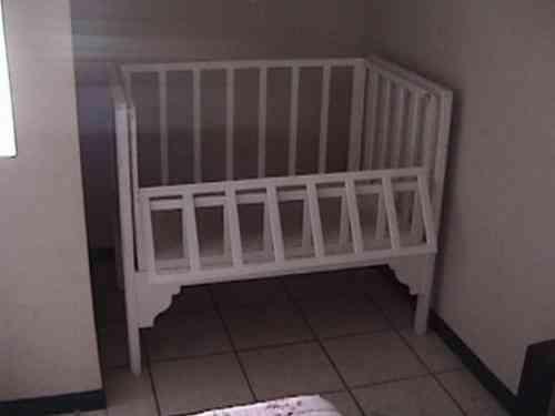 Venta de cunas para bebs de segunda mano anuncios de cunas - Muebles en crudo sevilla ...