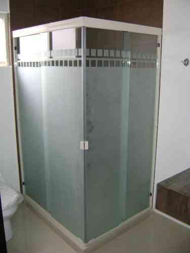 Puertas Para Baño En Acrilico En Cali:Fotos de canceles para baño en zapopan cristal y acrilico