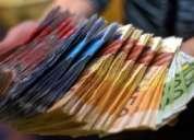 Serious ofrece préstamos privados en 48 horas
