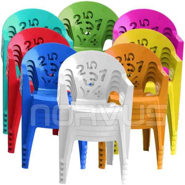 Vendo sillas infantiles de plastico cuernavaca otras - Sillas infantiles ...