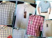 Muchas ofertas en ropa de marca y envios  a mexico