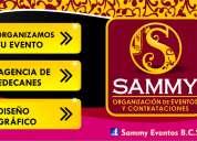 Sammy eventos