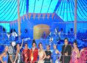 Payasos carpas de circo patotas producciones
