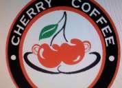 Cherry coffee house
