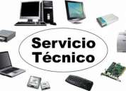 Servicio de soporte técnico para computadoras y laptops a domicilio.