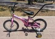 Preciosas bicicletas para niÑa rodado 16
