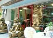 Restaurante chino acreditado 480 m2