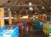 Remato propiedad turistica restaurante con casa cerca de merida y uxmal