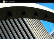 Proyecto arquitectónico, render y construccion en general