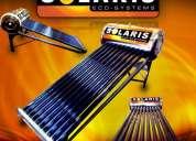 Calentadores solares solaris y novosol