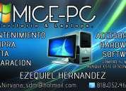 Mice-pc venta y reparacion de equipos de computo