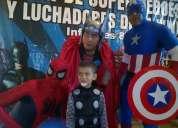 Show de super heroes en torreon